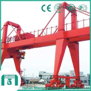 Mobile Double Girder Gantry Crane pictures & photos