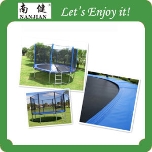 Cheap Gymnastic Outdoor 14ft Trampoline for Adults with Inner Net for Sale pictures & photos