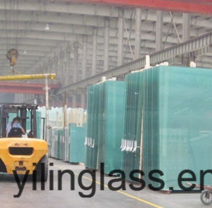Transparent Clear Flat Glass for Building pictures & photos