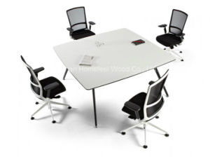 Simple Design Meeting Desk Conference Furniture (HF-AK001) pictures & photos
