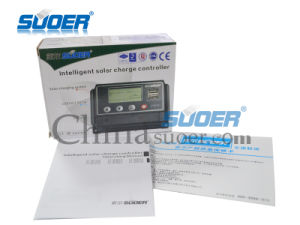Solar High Efficient 48V 30A Solar Smart Controller (ST-W4830) pictures & photos