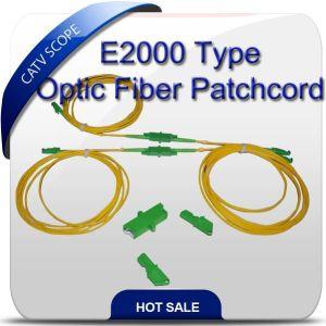 E2000 Type Optic Fiber Patch Cord