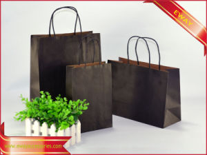 Garment Promotional Shopping Bag Kraft Paper Packing Bag pictures & photos
