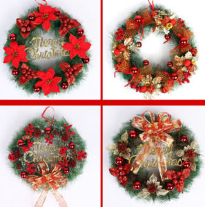 National Tree Decorative Collection Christmas Red Mixed Wreaths (C-6) pictures & photos