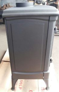 Customized Fireplace Cast Iron with CE Certificati pictures & photos