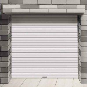 Aluminum Steel High Speed Fast Rapid Rolling Shutter Door (HF-J192) pictures & photos