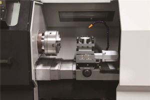 Auto Bar Feeder CNC Lathe Machine (JD40A/CK6140) pictures & photos