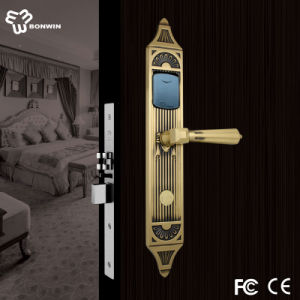 Electroinc Door Lock with RFID Smart Card and Software pictures & photos