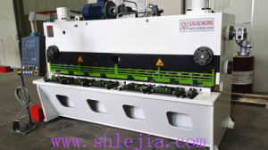 Hydraulic CNC Guillotine Shearing Machine (VS-8*2500) pictures & photos