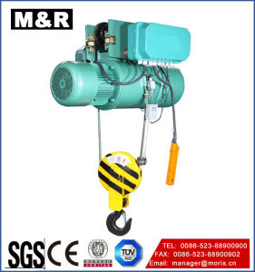 500kg Wire Rope Hoist Made in China pictures & photos
