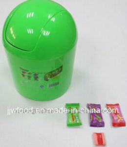 Jelly Center Filled Bubble Gum in Plastic Tub pictures & photos