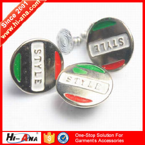 Customize Your Products Faster Various Colors Jeans Buttons and Rivets pictures & photos