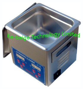 1.3L 60W Ultrasonic Bath Digital Ultrasonic Cleaner with Heating pictures & photos