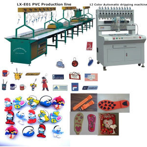 12 Colors High Efficiency Automatic Dispensing Machine pictures & photos