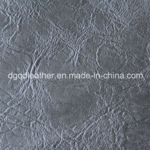 Good Selling Semi-PU Furniture Leather (QDL-51100) pictures & photos