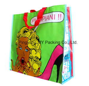 Promotional PP Woven Shopping Bag (my07181) pictures & photos