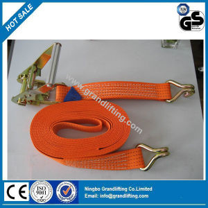 En 12195-2 50mm 5t Alu Handle Lashing Tie Down pictures & photos
