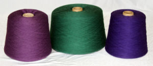 Worsted/Spinning Yak Wool/Tibet Sheep Wool Knitting Yarn for Carpet pictures & photos