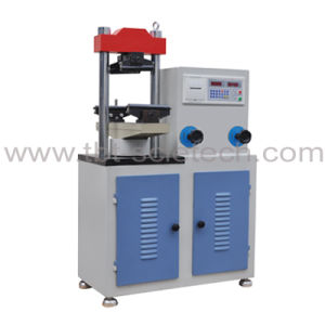 TBTCTM-100C/300C Compression and Flextural Testing Machine with digital display pictures & photos