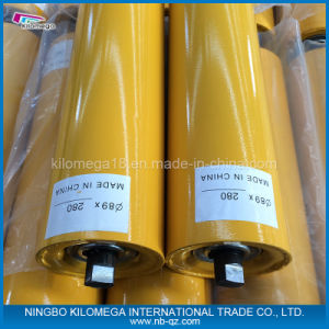 Hot Sale-Steel Roller Yellow Color pictures & photos