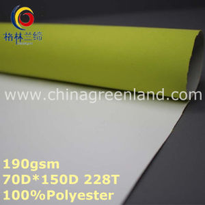 100%Polyester Waterproof Functional Fabric for Coat Garment (GLLML262) pictures & photos