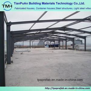 Morden Design Steel Structure for Workshop pictures & photos