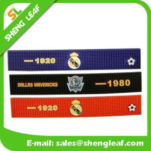 colorful Decoration Soft PVC Rubber Bar Mat (SLF-BM059) pictures & photos