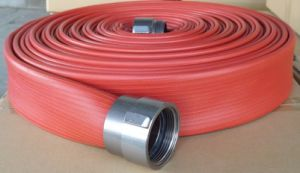 NBR Double Coating Fire Hose pictures & photos
