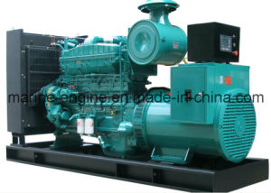 250kVA/200kw Cummins Marine Genset with Nta855-Dm Engine pictures & photos