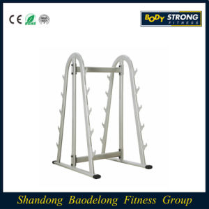 New Style Commercial Gym Equipment Free Weight Machine Barbell Rack J-039 pictures & photos