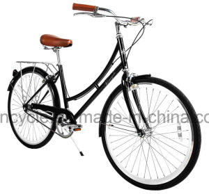 700c Single Speed Retro Holland Dutch Bike Laides Dutch City Bike Netherlands Dutch Bikes/City Bike pictures & photos