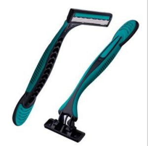 Wholesale Hotel and Beauty Salon Disposable Shaving Razor pictures & photos