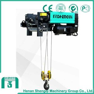 Low Headroom Electric Wirerope Hoist pictures & photos