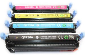 Original/OEM for HP Printer Color Toner Cartridge 645A C9730A/C9731A/C9732A/C9733A pictures & photos