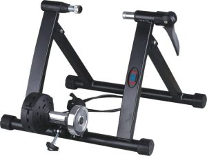 Magnetic Turbo Trainer with Fan Fly Wind Wheel Unit Indoor Bike Trainer Bicycle pictures & photos