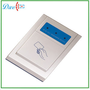 Cheapest RFID Smart USB Card Reader 13.56MHz pictures & photos