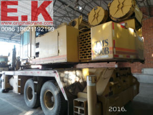 American Grove Truck Crane 80ton Jib Crane (TMS800B) pictures & photos