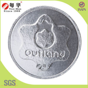 Hot Sale Aluminium Token pictures & photos