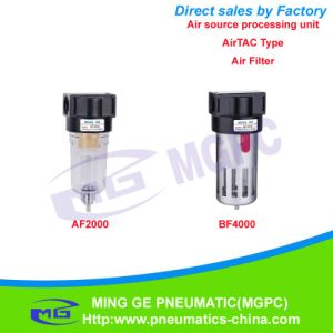 Air Filter of Air Source Treatment Unit (AF, BF Airtac Type) pictures & photos