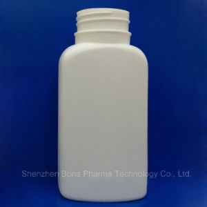 250g Tablet Plastic Bottle Contain with Screw Cap pictures & photos