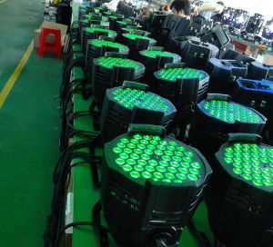 Indoor 54X 3W LED PAR Can Light pictures & photos