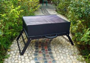 High Quality Portable Charcoal BBQ Grill pictures & photos