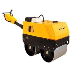 595kg Walk Type Double Wheel Road Roller with Ce pictures & photos