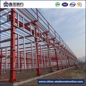 Light Frame Prefaricated Construction Design Steel Structure Building pictures & photos