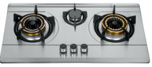 Three Burner Built-in Hob (SZ-LX-256) pictures & photos