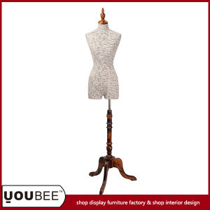 Female Dress Form, Tailor Torso, Dressmaker Mannquin with Tripod Stand pictures & photos