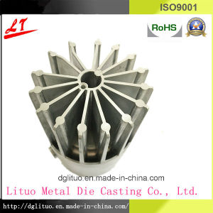 Durable Hardware Aluminum Casting Lighting Housing Hardware pictures & photos