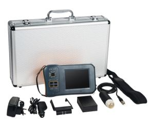 Portable Handheld Veterinary Ultrasound Scanner for Animals pictures & photos
