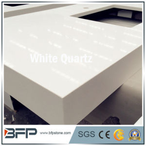 Quartz Stone for Kitchen Countertop with Different Colors pictures & photos