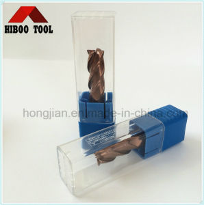 HRC45 Cheap Price 4f Raduis Milling Cutter for Steel pictures & photos